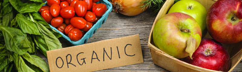 Toxins in Organic Foods